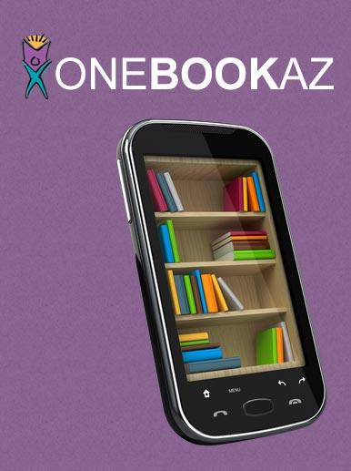OneBookAZ logo