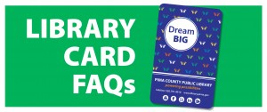 Image of Library card