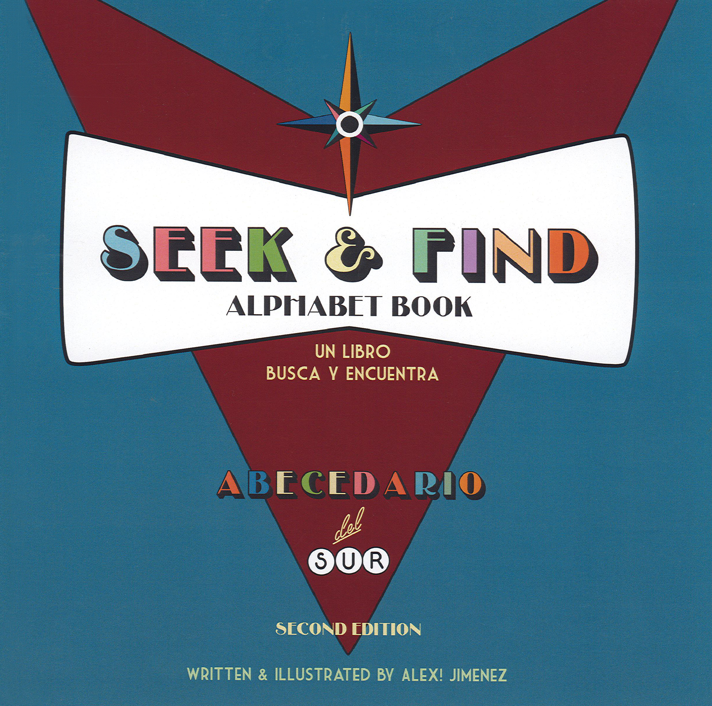 Seek & Find Alphabet Book